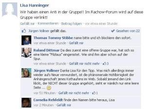 """Jürgen Vollmer aus Marburg beleidigt Forennutzer von raucherwahnsinn.de als """"Kothaufen"""""""