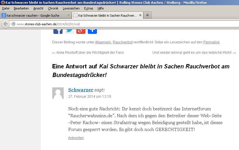 Kai Schwarzer - ein Held!