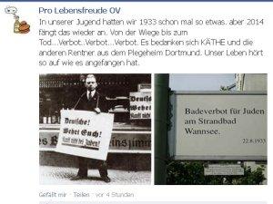 Pro Lebensfreude OV -Nazi1