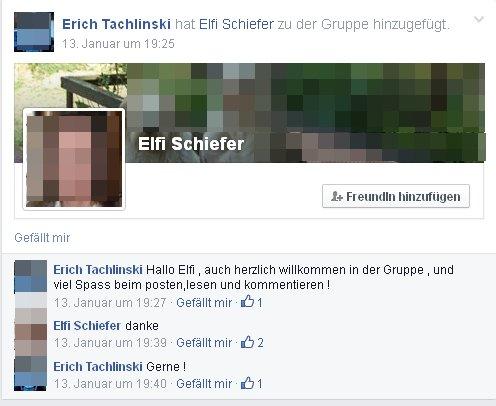 """Elfi Schiefer wird in """"RiD"""" begrüßt"""