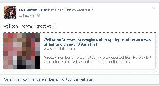 """Eva PeterCulik aus Wien möchte Ausländer abschieben, wenn sie """"kriminell"""" wernden. Nur, was ist """"kriminell""""?"""