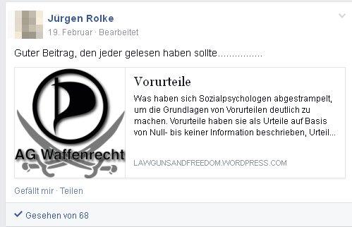 Jürgen Rolke - Link zu Waffenseite