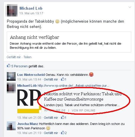 Michale Löb vom