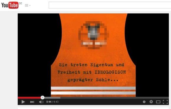 YouTube-Song gegen GRÜNEN Minister Remmel