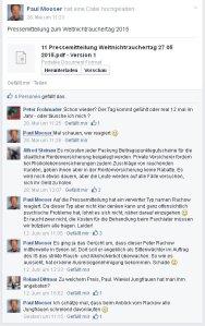 Paul Mooser aus München pöbelt im Internet
