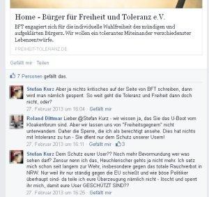 Roland Dittmar nennt Forum von Rauchgegnern
