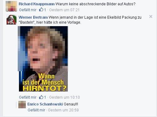 Werner Bertram - Der Profi für Ekelbilder