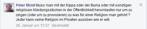 "Peter Möstl - Ein ""besorgter Bürger""?"
